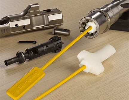 Dillon Precision Adds Swab-its Star Chamber Cleaning Foam Swabs