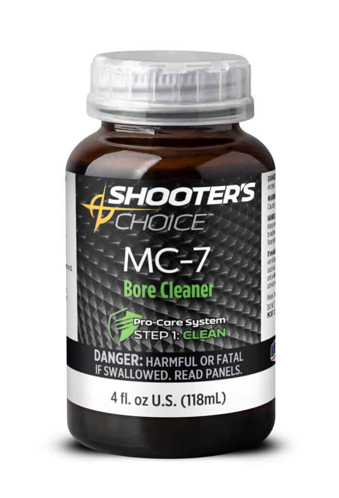 Shooters Choice MC-7 Bore Cleaner