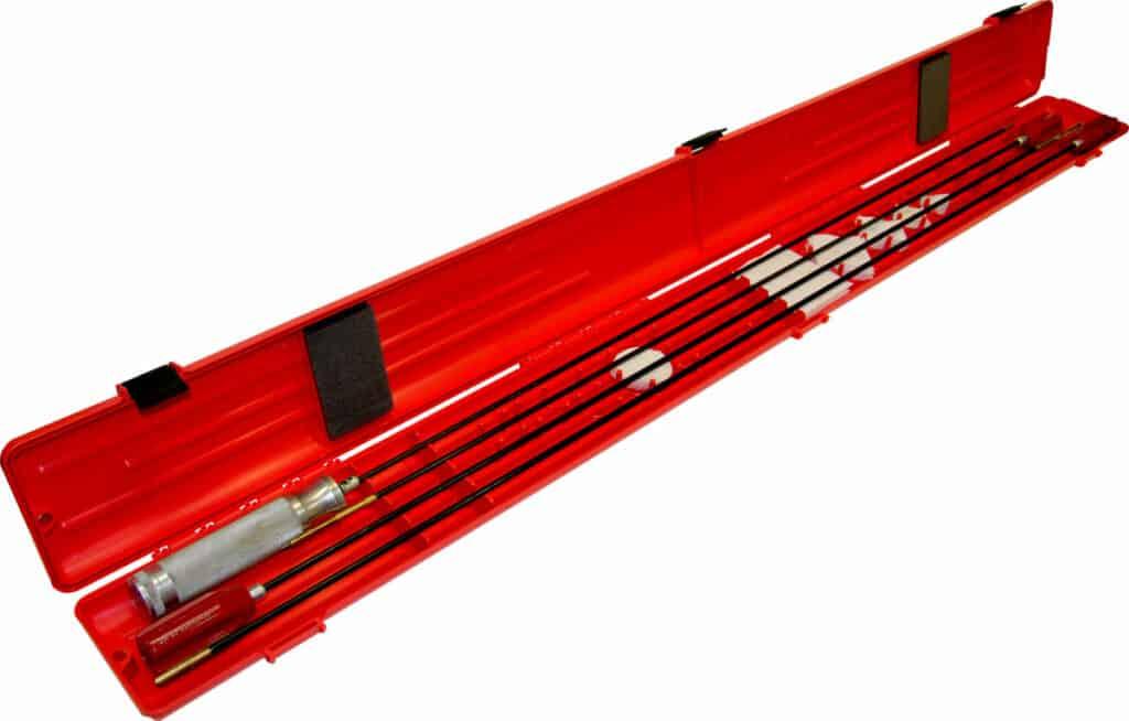 MTM CASE-GARD Gun Cleaning Rod Case