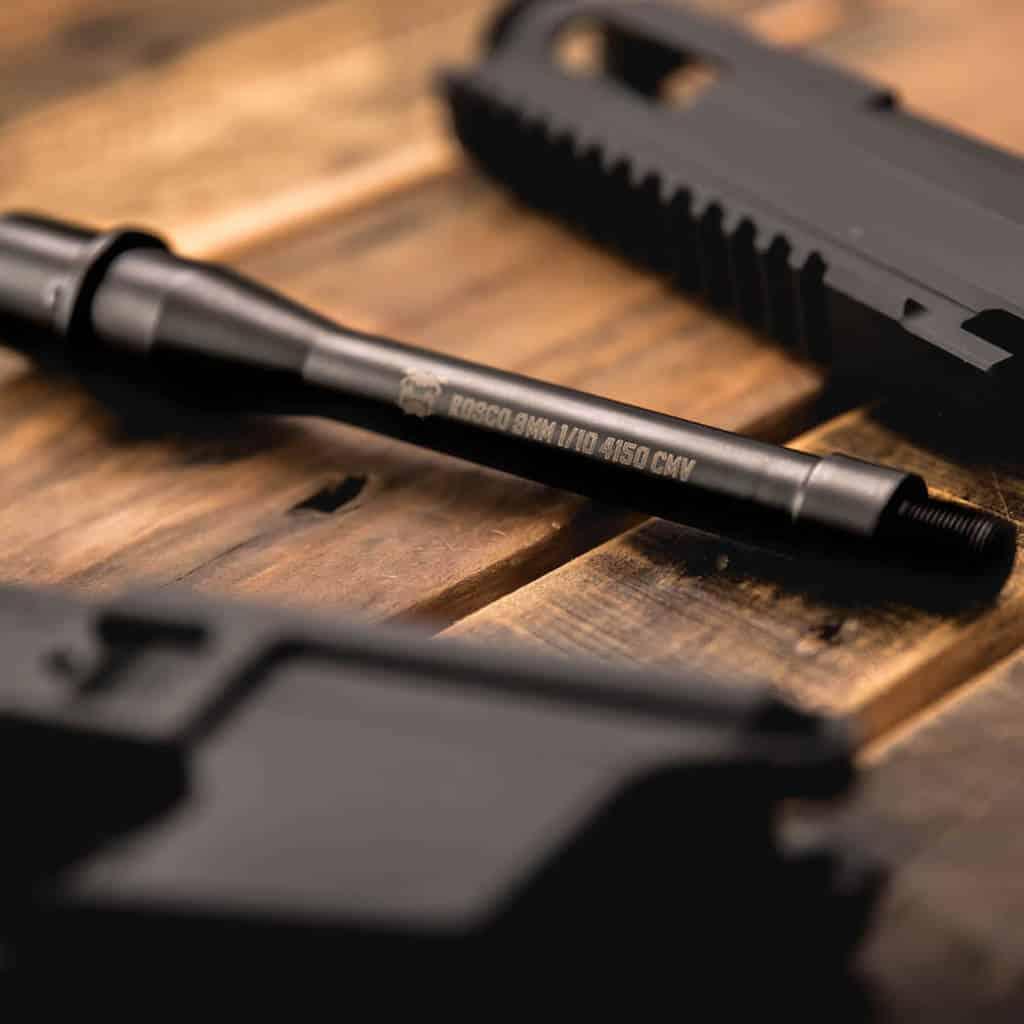 Rosco Manufacturing 9mm AR Barrel