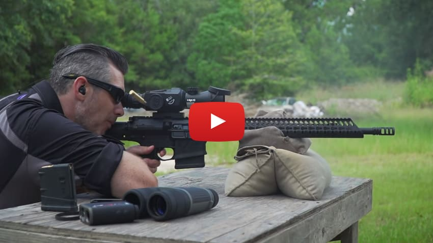 ATN Thermal Imaging on Guns & Gear