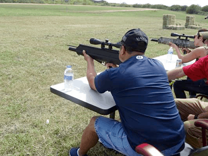 Crosman Corp Sponsors HAVAs 10th Anniversary at SAPD Family Day