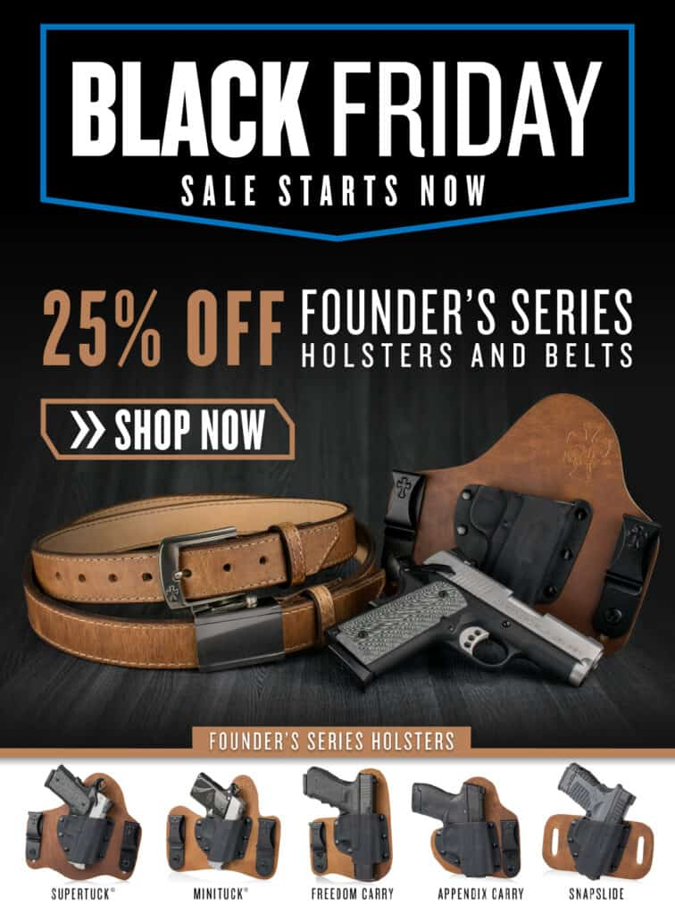 CrossBreed Holsters Black Friday Sales Early Access