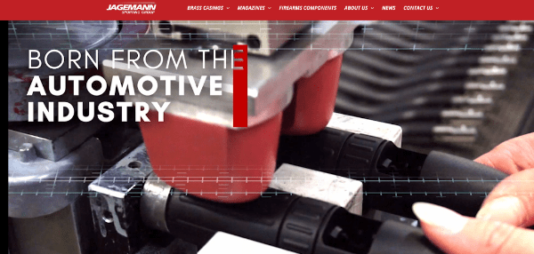 Jagemann Sporting Group Launches New Website