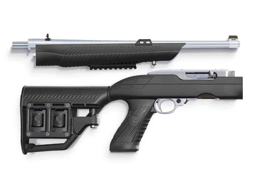 Adaptive Tactical Tac-Hammer RM4 Takedown Rifle Stock