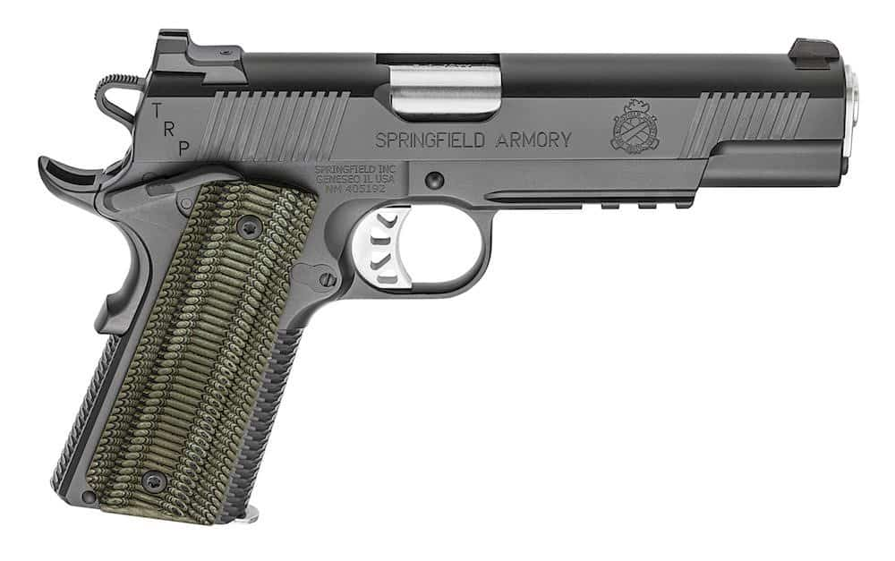 Springfield Armory 1911 TRP Operator 10mm PC9510L18