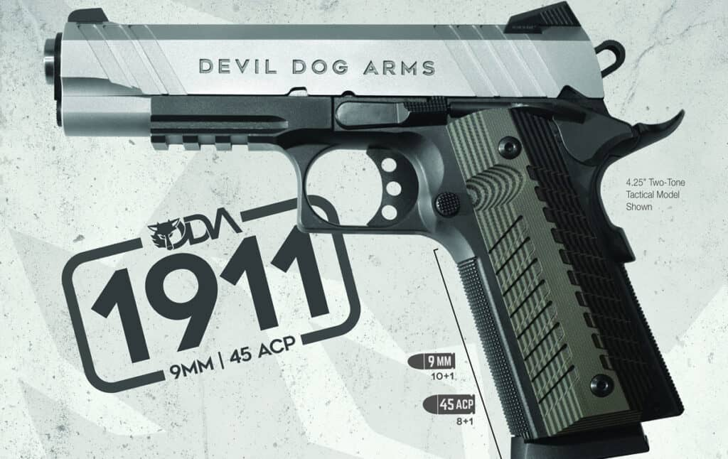 Devil Dog Arms 1911 Pistol