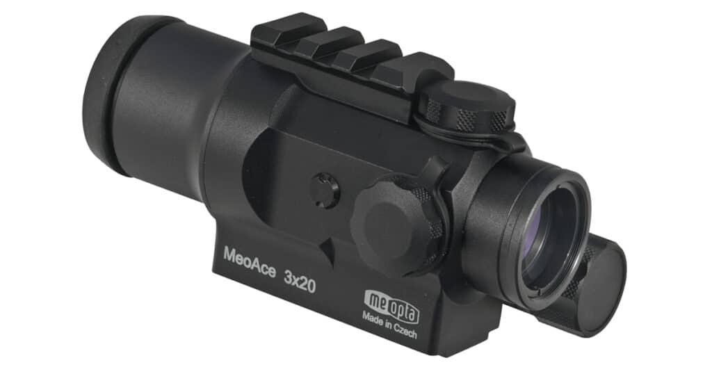 Meopta MeoAce 3x20 Tactical Sight