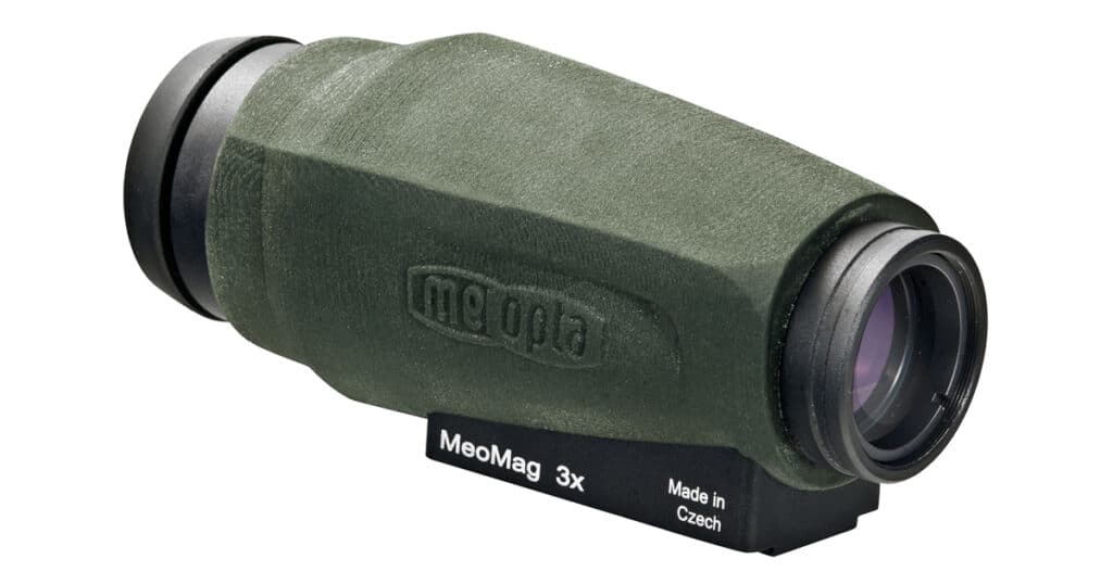 Meopta MeoMag 3x Magnifier for Red Dot Sights