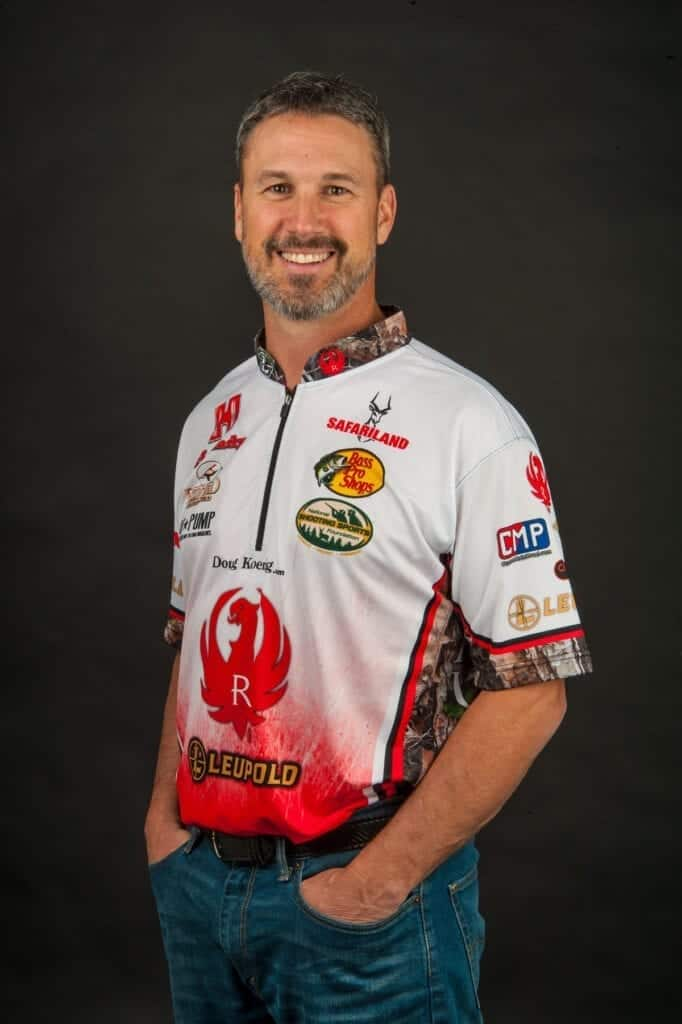 Ruger Professional Shooting Team Led by Doug Koenig