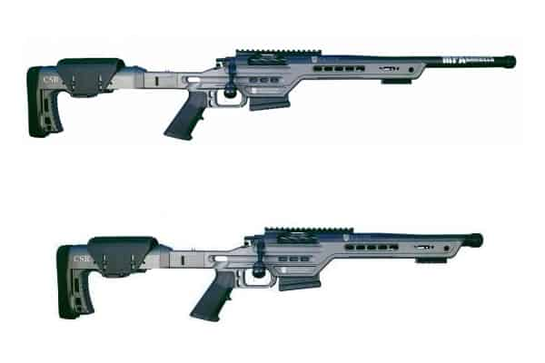 MasterPiece Arms MPA Micro Urban Tactical MUT Rifle