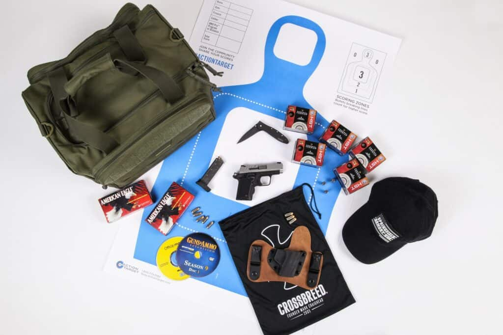 Springfield Armory Auctions EDC Package on GunBroker to Benefit COPS