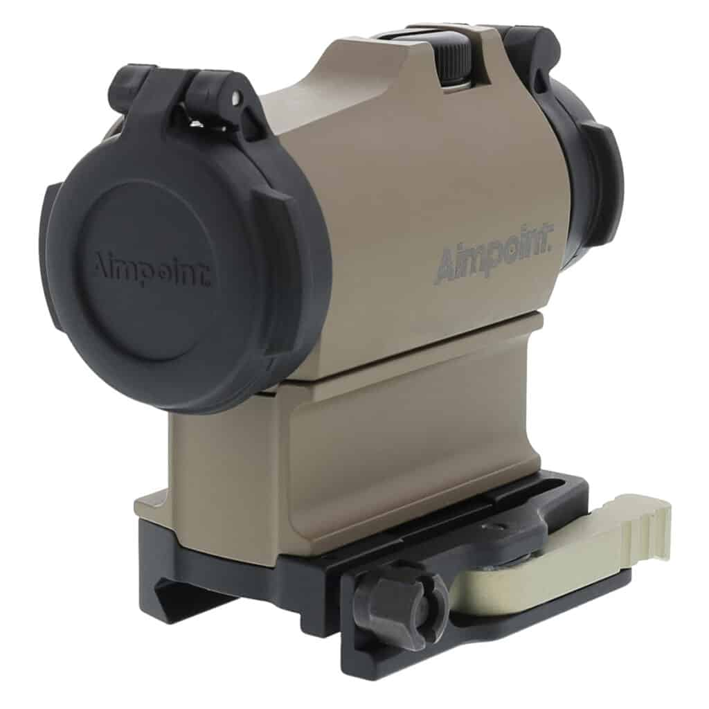 Aimpoint Micro T-2 Flat Dark Earth Sight