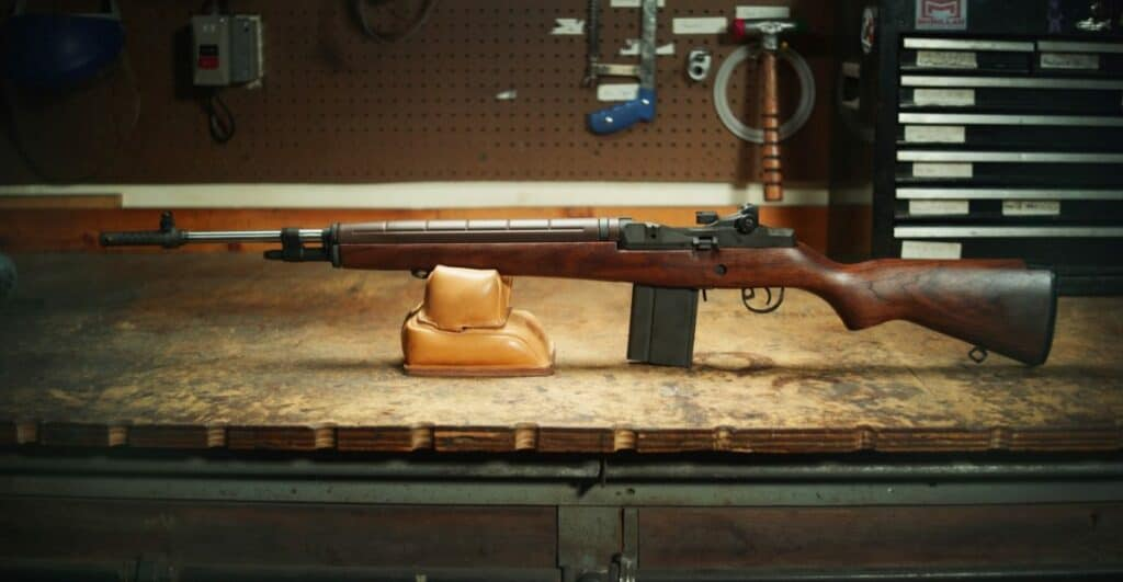 History of the Springfield Armory M1A