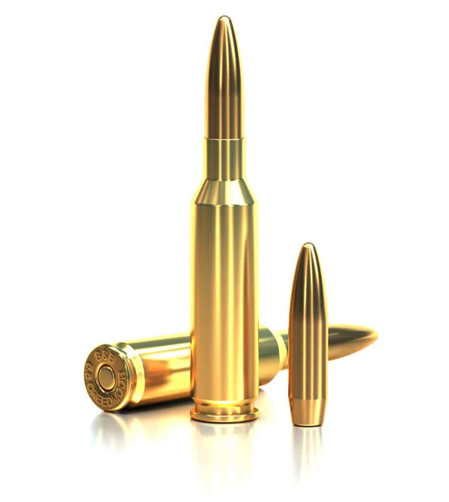 Sellier & Bellot 6 5 Creedmoor Ammunition