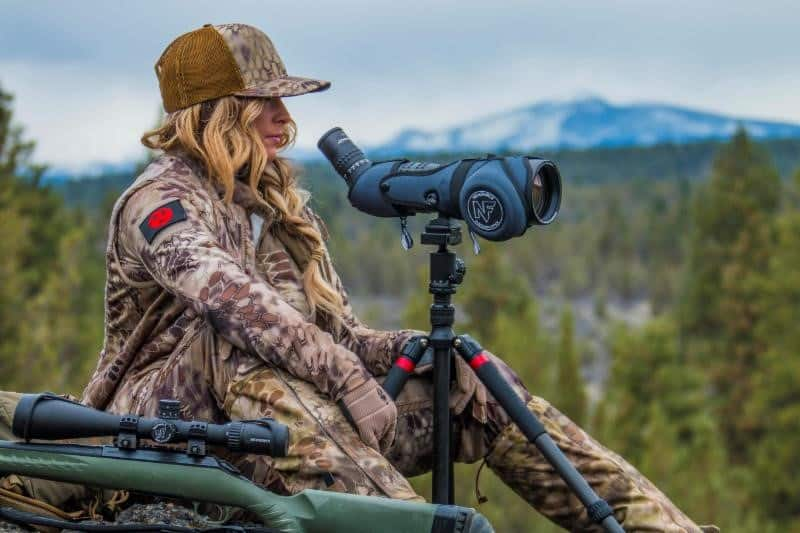 Nightforce Optics Welcomes Kristy Titus as Brand Ambassador