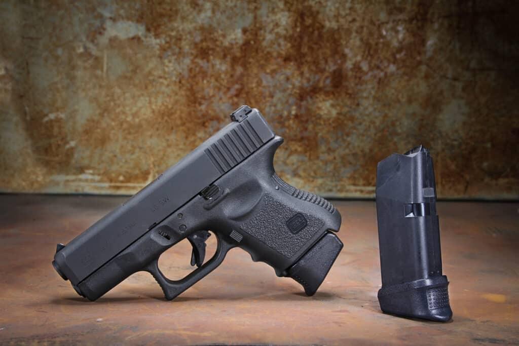 Pachamyr Grip Extender - Glock