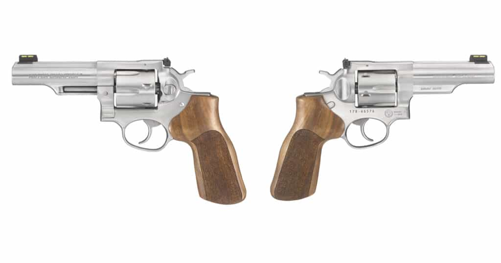 Ruger GP100 Match Champion Revolver in 10mm Auto