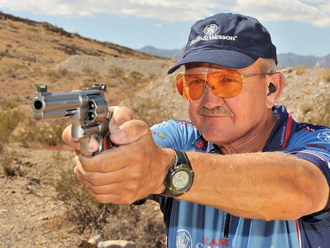 Speed Shooter Jerry Miculek