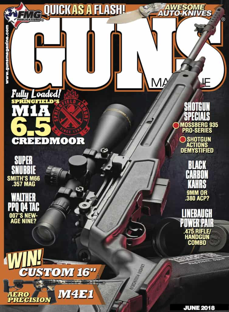 Springfield Armory M1A 6 5 Creedmoor in GUNS Magazine
