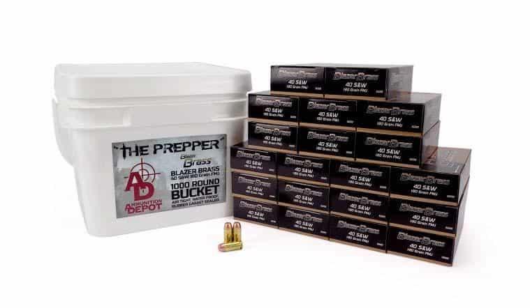 Ammunition Depot The Prepper and The Prepper Battle Pack