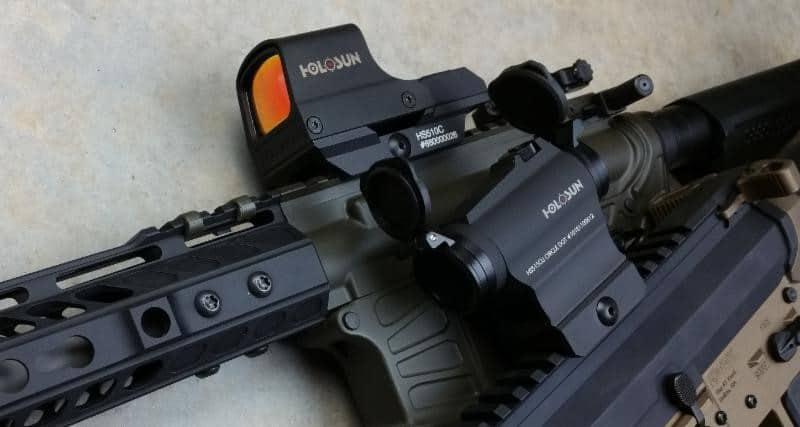 Holosun Micro Reflex Sights