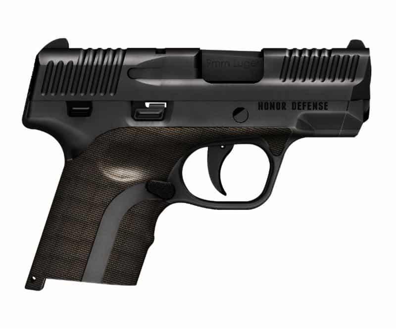 Honor Defense Single-Stack 9mm