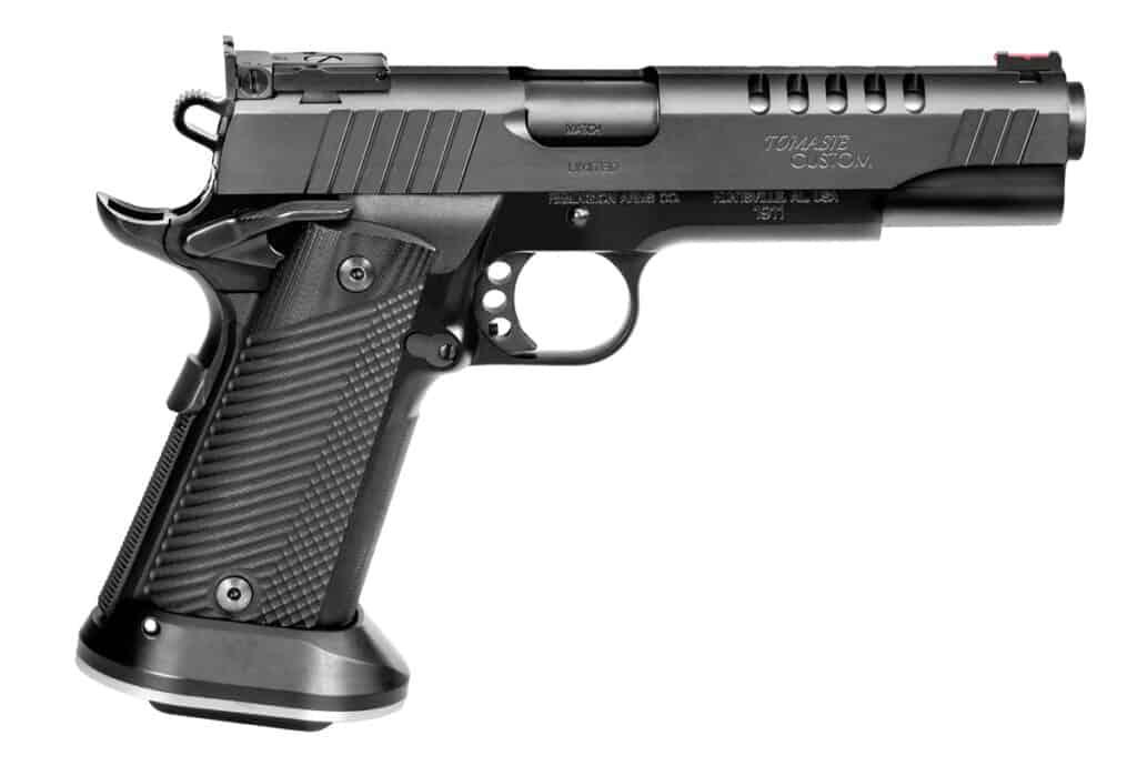 Remington 1911 R1 Tomasie Custom