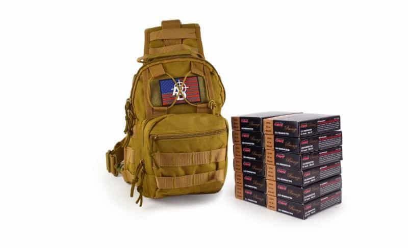 Ammunition Depot Sling Packs