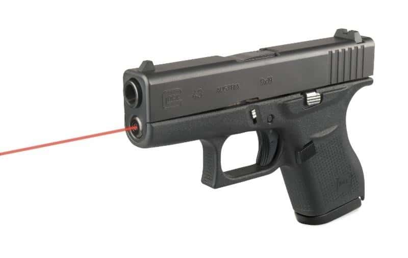 LaserMax Products for Glock 43 Pistols