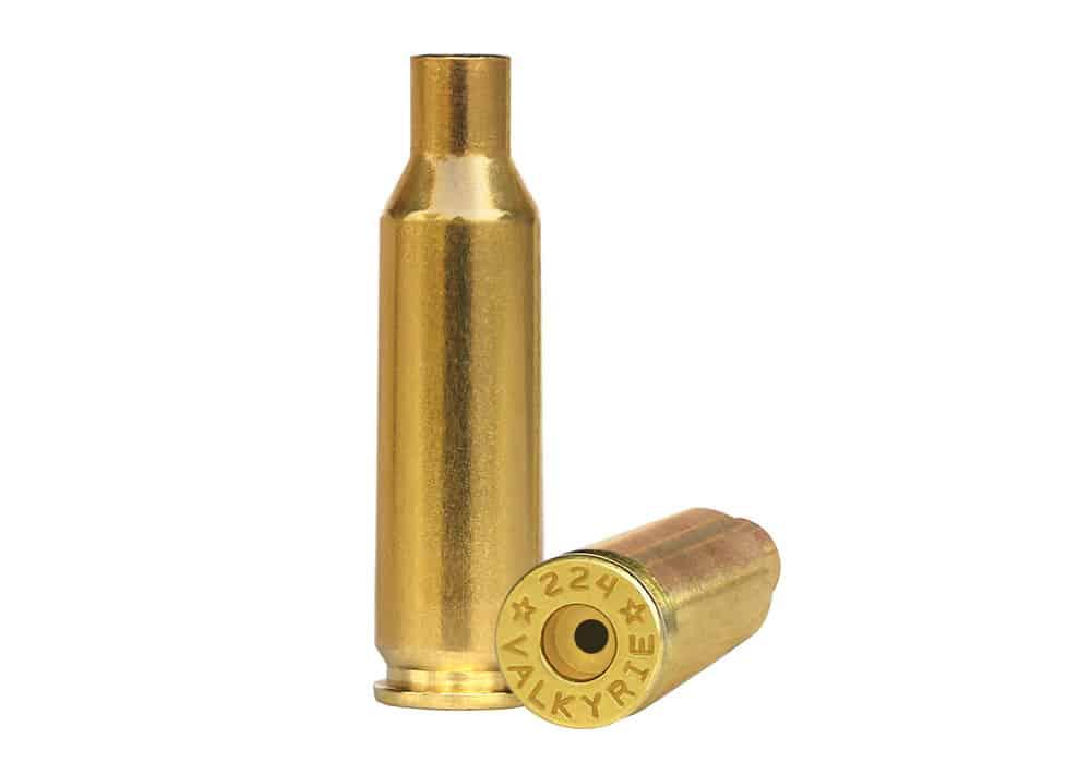 Starline 224 Valkyrie Rifle Brass