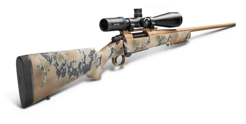 Remington 700 SIXSITE Edition