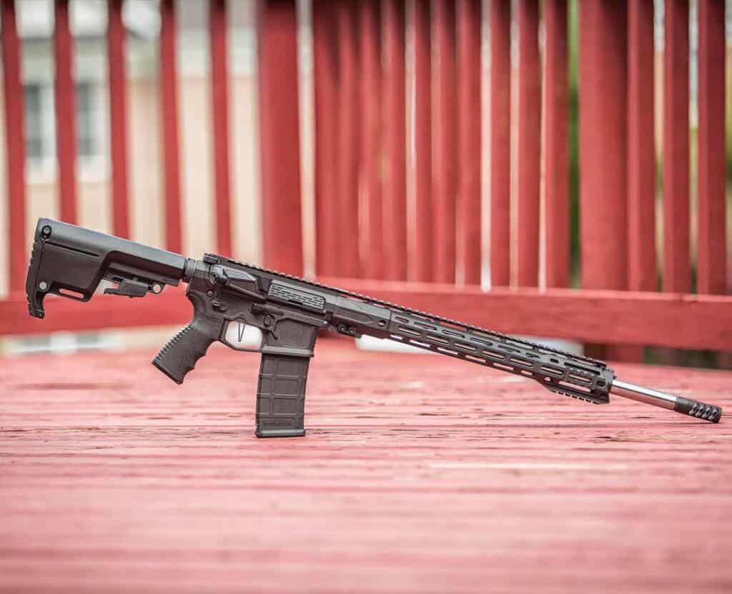F4 Defense EBR now available in 224 Valkyrie