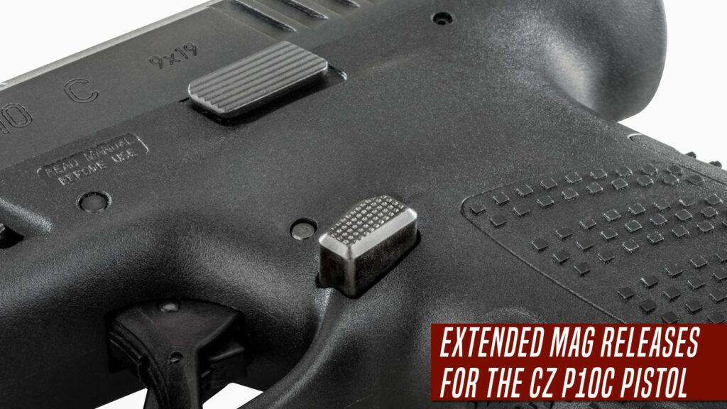 Apex Tactical CZ P10c Extended Mag
