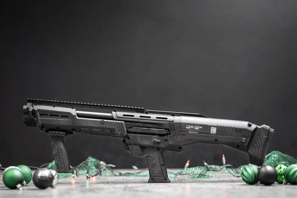 DP-12 Shotgun by Standard Manufacturing