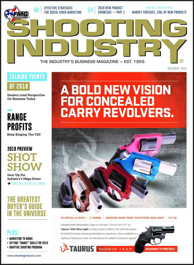 Shooting Industry 2019 New Products Showcase