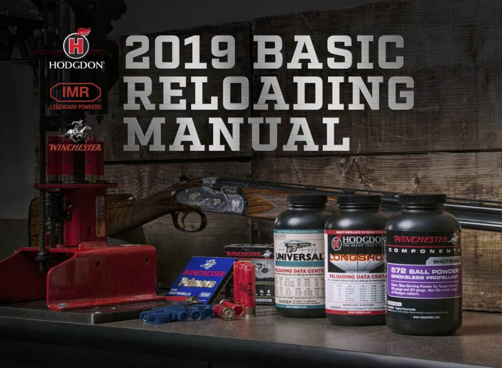 2019 Hodgdon Basic Manual