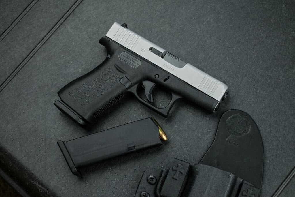 Glock 43X Holsters by CrossBreed Holsters