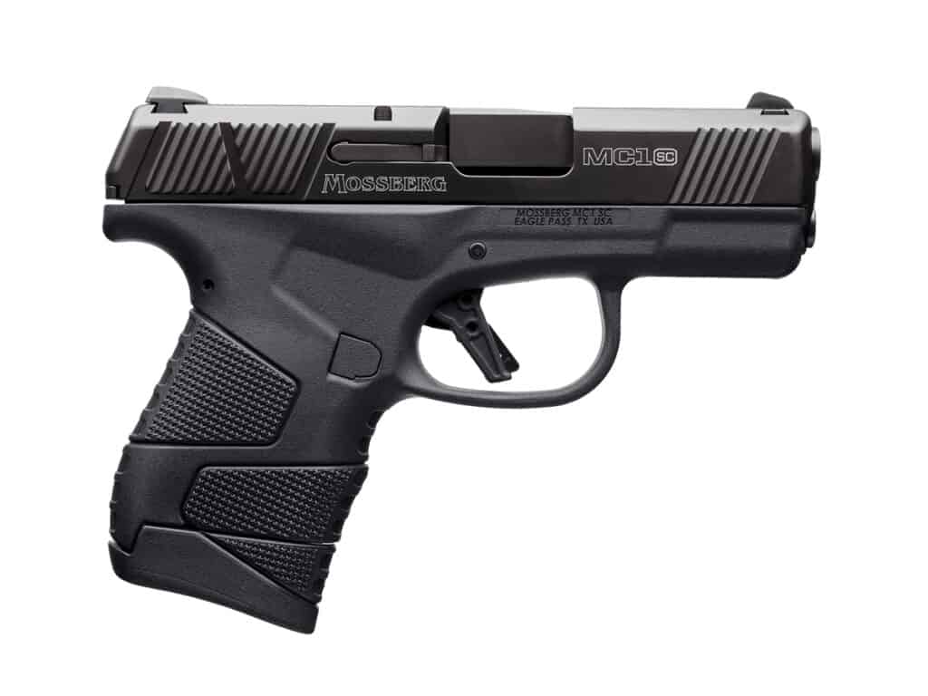 Mossberg MC1sc Subcompact 9mm Concealed Carry Handgun