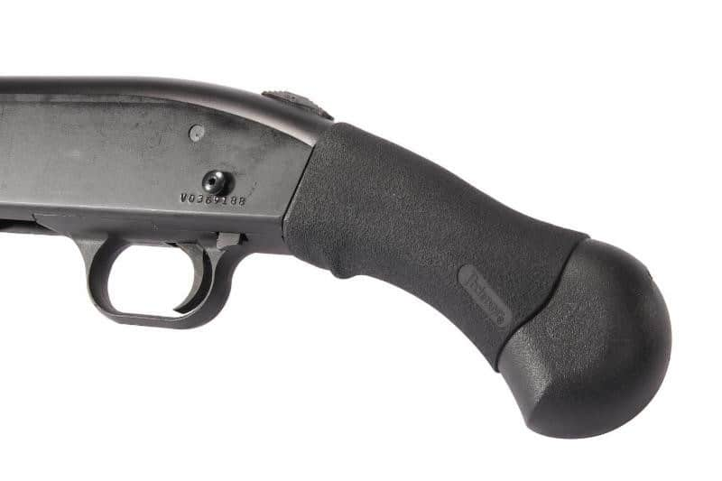 Pachmayr Tactical Grip Glove on Mossberg Shockwave