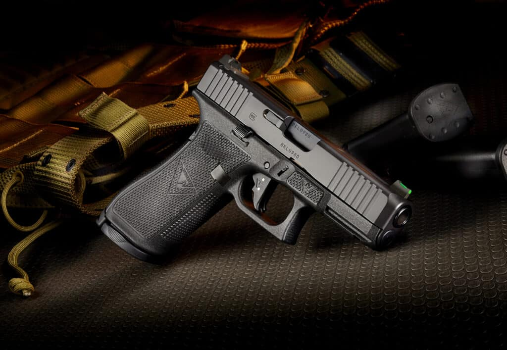 Wilson Combat Vickers Elite Package for Glock 45 Pistol