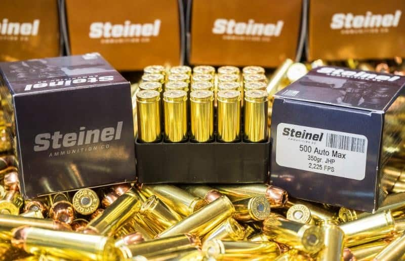 Big Horn Armory and Steinel Ammunition