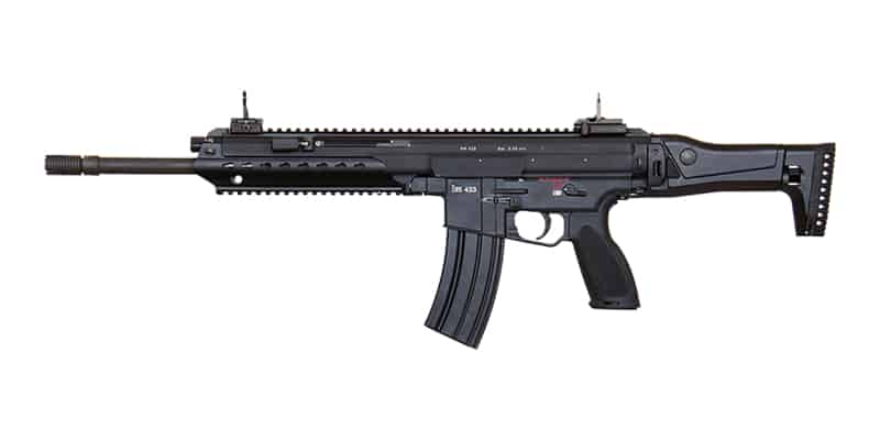 HK433 Assault Rifle