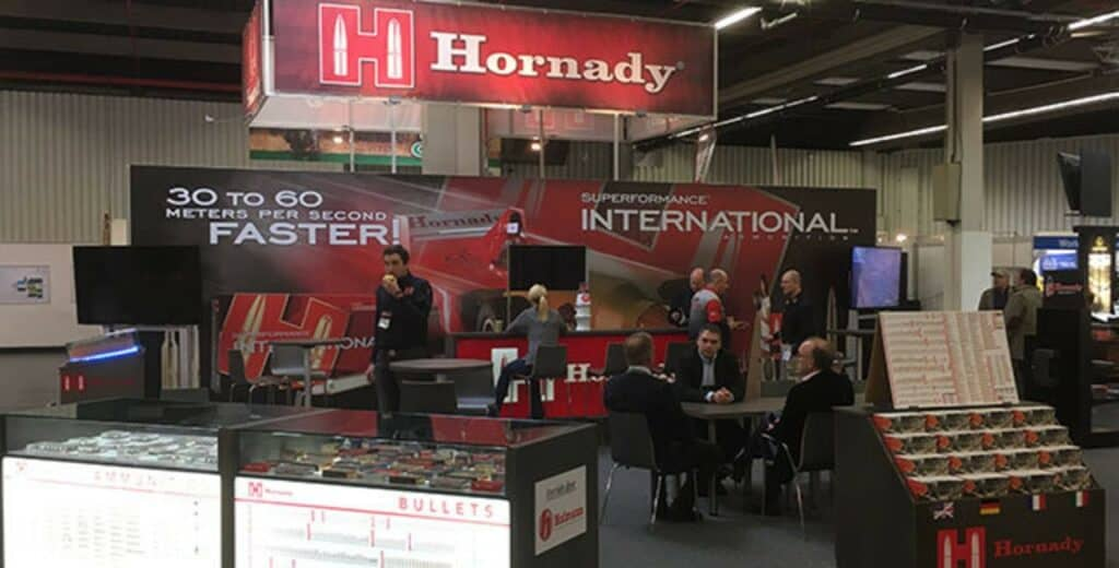 Hornady to Exhibit at IWA Show