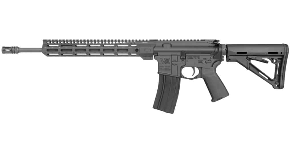 Midwest Industries AR-15 Rifle with M-LOK Compatible Handguard