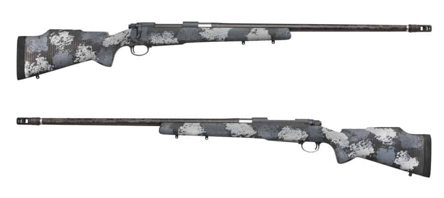 Nosler M48 Long Range Carbon Rifle
