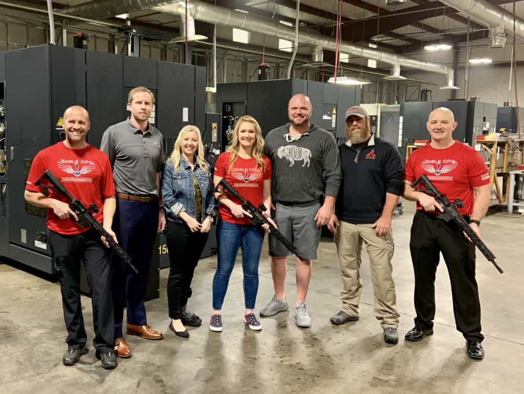 RISE Armament & Eagle OPS Partner to Support Veterans