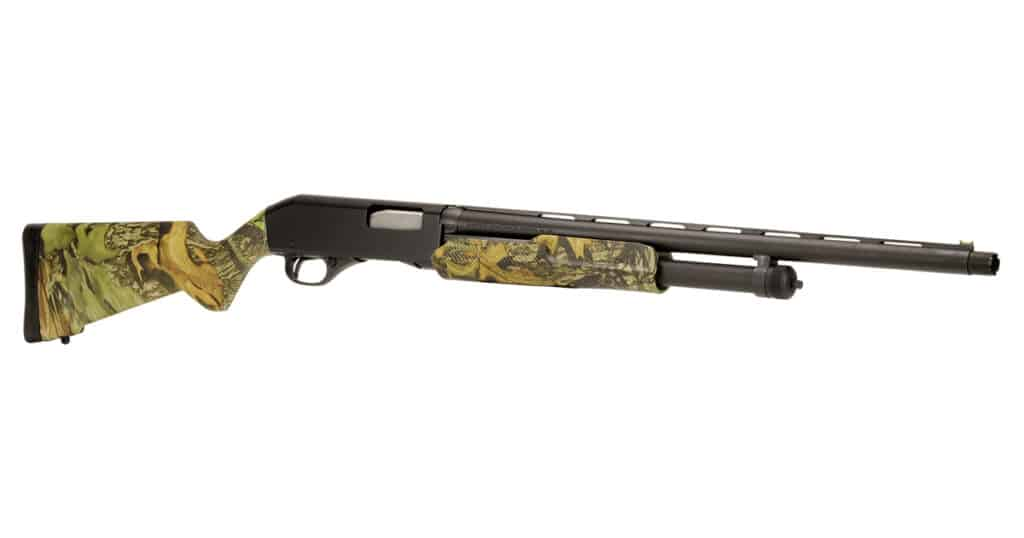 Stevens 320 Field Grade Pump Shotgun