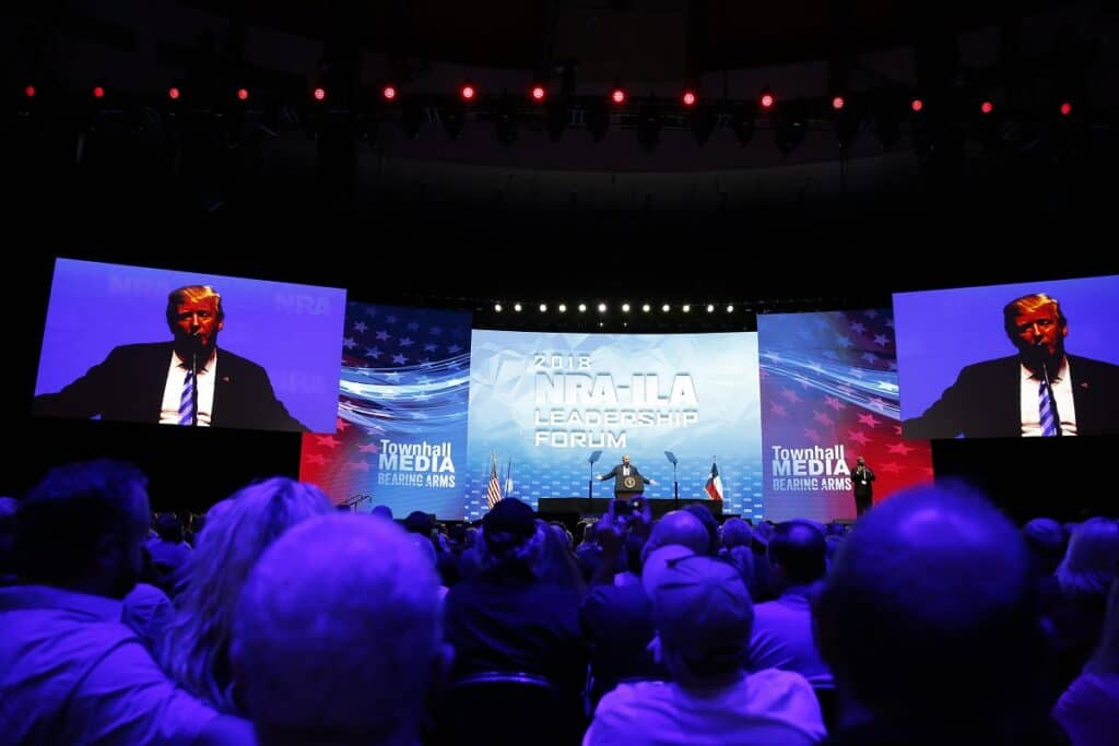 NRA-ILA Leadership Forum