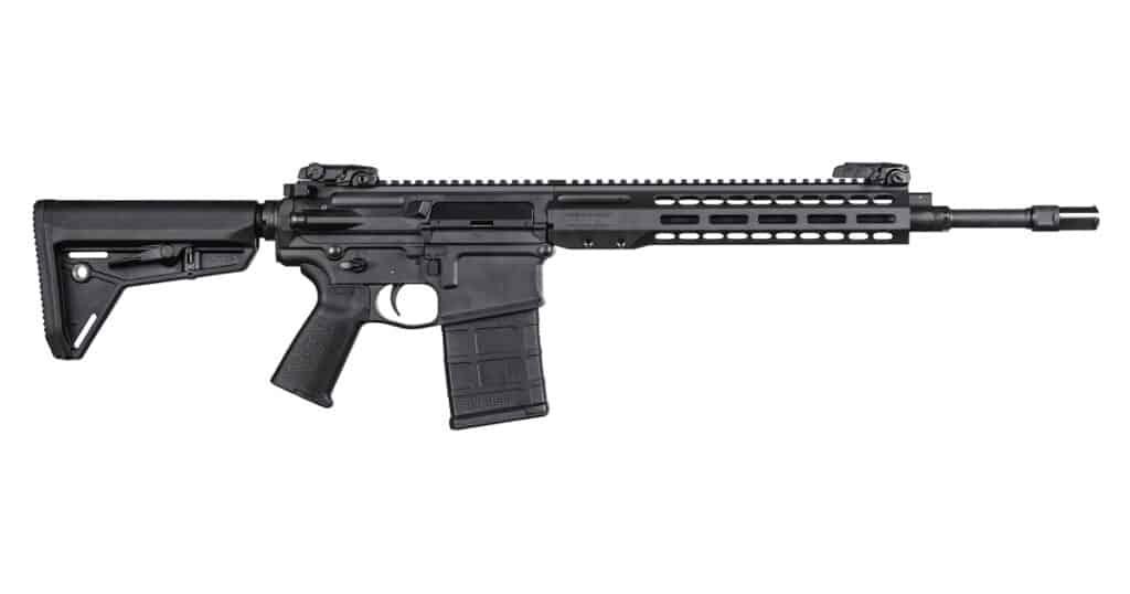 Barrett REC10 - Black